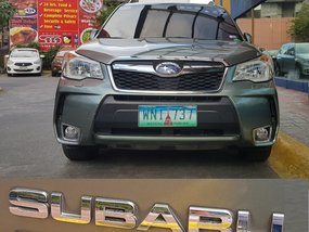 2013 Subaru Forester XT AWD CVT  with X-MODE