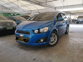 2013 Chevrolet Sonic LTZ 1.4 Sedan AT Gasoline