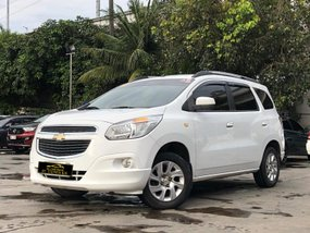 2015 Chevrolet Spin 1.5 LTZ Automatic Gasoline