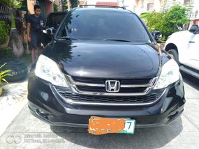 2012 Honda Cr-V Limited Edition modulo