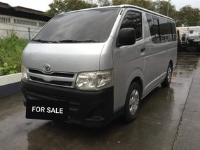 Toyota Hiace Commuter 2013 for sale in Cebu City