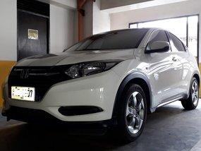 Used White Honda Hr-V 2015 for sale in Makati