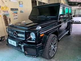 Mercedes-Benz G-Class G63 2016 for sale in Quezon City