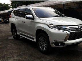 White Mitsubishi Montero 2016 for sale in Pasig