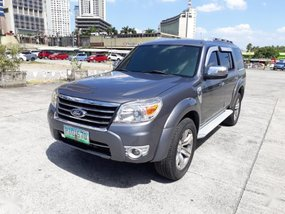 Second-hand Ford Everest Limited Edition 2011 for sale in Pasig
