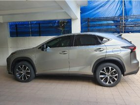 Lexus Nx 2016 for sale in Quezon City