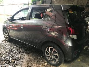 Selling Toyota Wigo 2018 in Quezon City