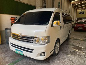 Toyota Hiace 2013 for sale in Quezon City