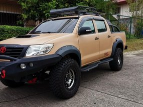 2014 Toyota Hilux for sale in Las Piñas