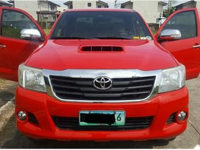 2013 Toyota Hilux for sale in Cabuyao