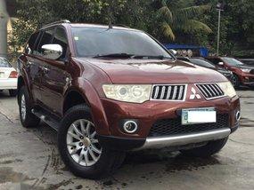 2nd-hand Mitsubishi Montero sport 2010 for sale in Makati