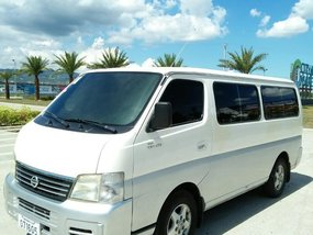 Used Nissan Urvan estate 2007 for sale in Cebu City