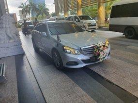 2014 Mercedes-Benz E-Class for sale in Manila