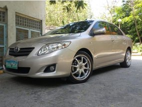 2nd-hand Toyota Corolla Altis for sale in Manila