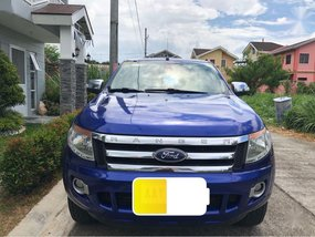 2014 Ford Ranger for sale in Calamba