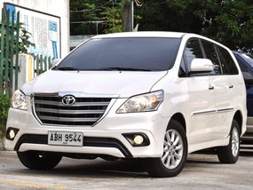 2nd-hand Toyota Fortuner 2015 for sale in Las Piñas
