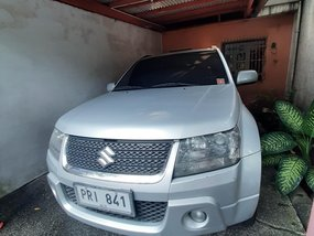 Used Suzuki Grand Vitara 2010 for sale in Quezon City
