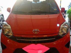 2016 Toyota Wigo Manual for Sale