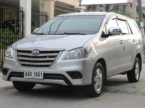 2014 Toyota Innova J Diesel Manual