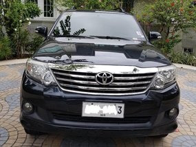 2nd-hand Toyota Fortuner 2014 for sale in Las Piñas