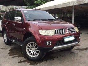 2nd-hand Mitsubishi Montero Sport 2010 for sale in Manila