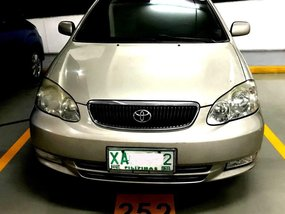Used Toyota Corolla Altis 2002 for sale in Mandaluyong