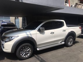 Used Mitsubishi Strada 2017 for sale in Makati