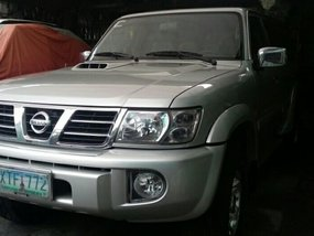 Nissan Patrol 2005 for sale in Manila