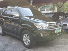 Used Toyota Fortuner 2010 for sale in Pasig