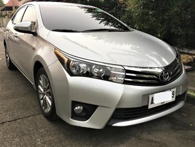 2016 Toyota Corolla for sale in Manila