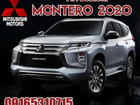 New Mitsubishi Montero Sport 2020 for sale in Caloocan