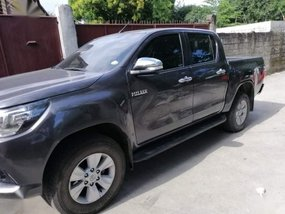 Used Toyota Hilux 2017 for sale in Manila