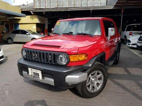 Second-hand Toyota Fj Cruiser 2016 for sale in Pasig