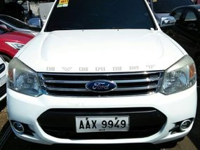Used Ford Everest 2014 for sale in Cainta
