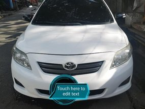 2nd-hand Toyota Corolla Altis 2009 for sale in Iloilo City