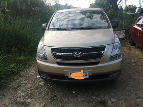 2nd-hand Hyundai Grand Starex 2011 for sale in Quezon City