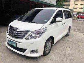 Toyota Alphard 2013 for sale in Manila