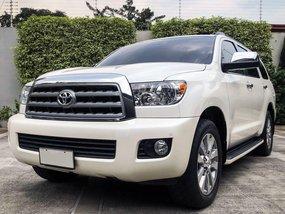 2016 Toyota Sequoia for sale in Quezon City