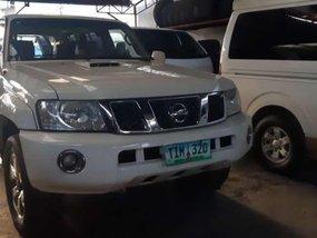 2011 Nissan Patrol for sale in Quezon City