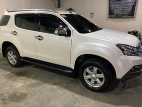 Used Isuzu Mu-X 2016 for sale in Las Piñas