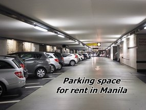 The guide to paid parking and parking spaces for rent in Manila