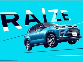 Meet the Toyota Raize: An exciting compact crossover we hope would come to the Philippines
