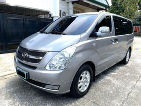 Used Hyundai Grand Starex CVX 2012 for sale in Marikina