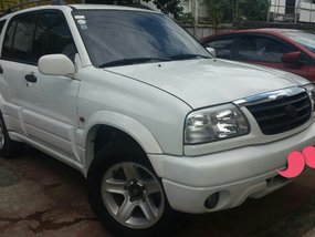 Used Suzuki Grand Vitara 2001 for sale in Marikina