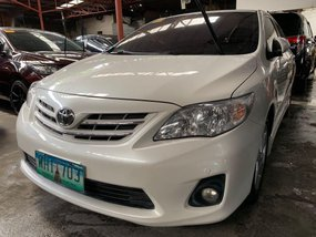 Selling Toyota Altis 2013 in Quezon City