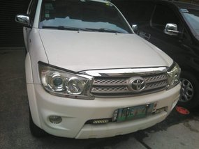 2011 Toyota Fortuner for sale in Makati