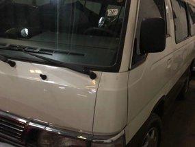 2nd-hand Nissan Urvan 2015 for sale in Quezon City
