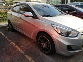 Used Hyundai Accent 2015 for sale in Muntinlupa