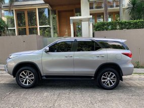 Toyota Fortuner 2017 for sale in Quezon City