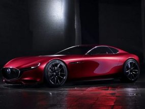 Will Mazda be making a high-performance rotary sports car?